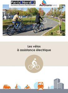Paris Nord 2 - Livret Vélo