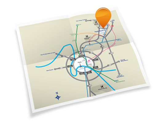 ParisNord2_plan
