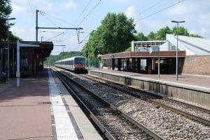 Paris Nord 2 nouveaux transports